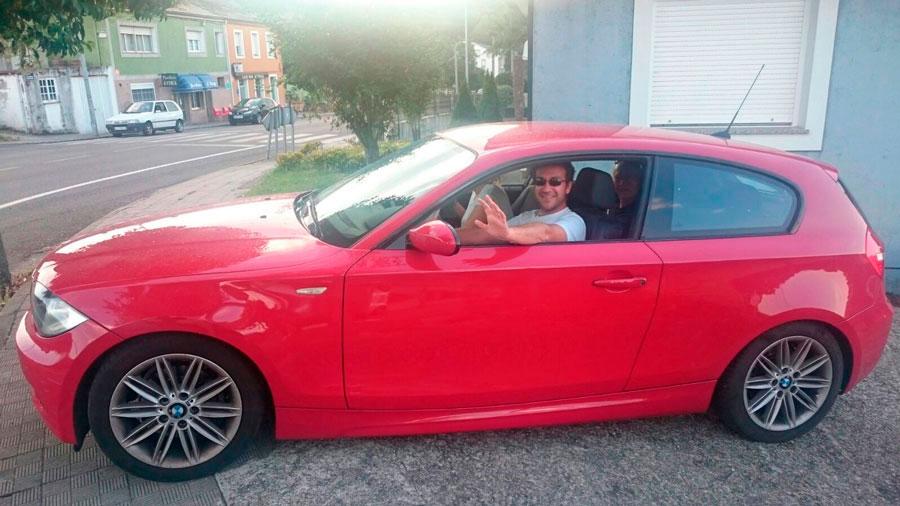 Parking Parking Sarria Julio 2016